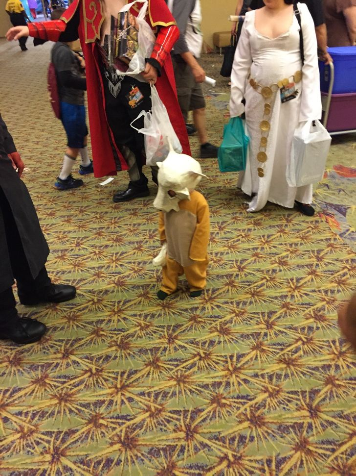 18 People Who Have No Equals at Cosplay