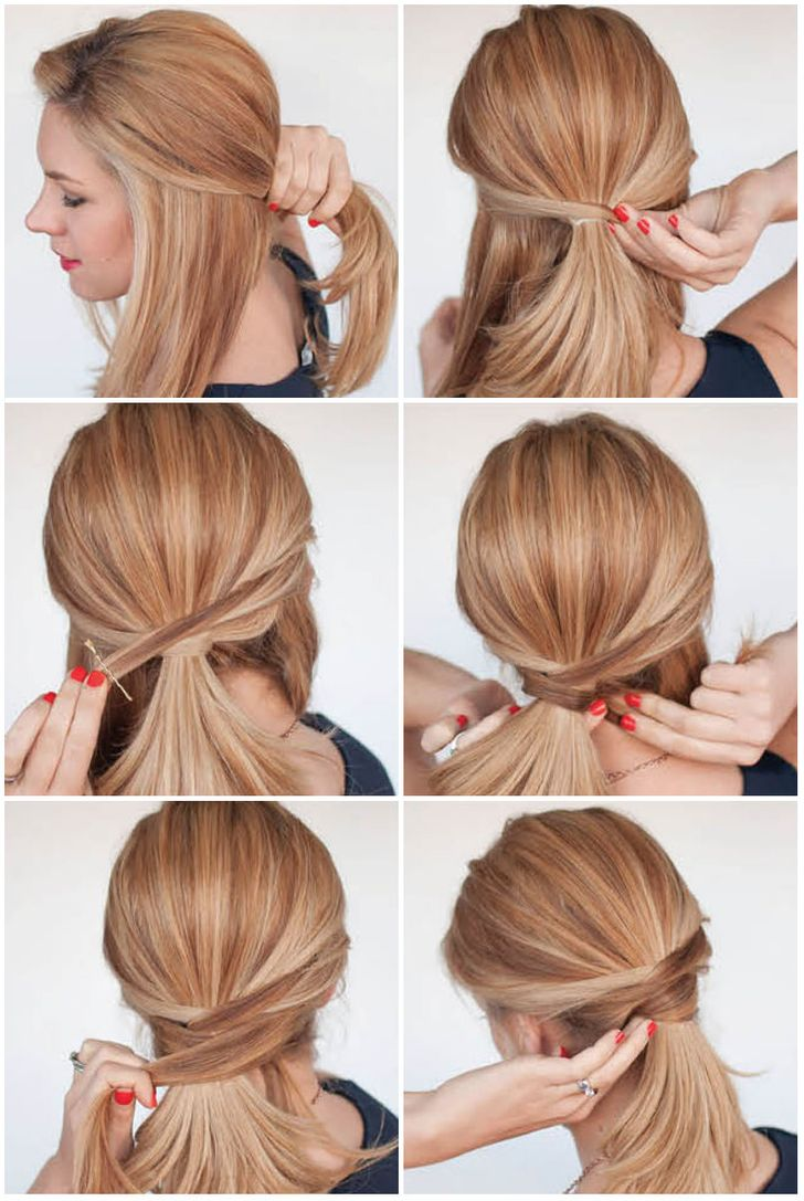 11 cute hairstyle ideas for medium-length hair