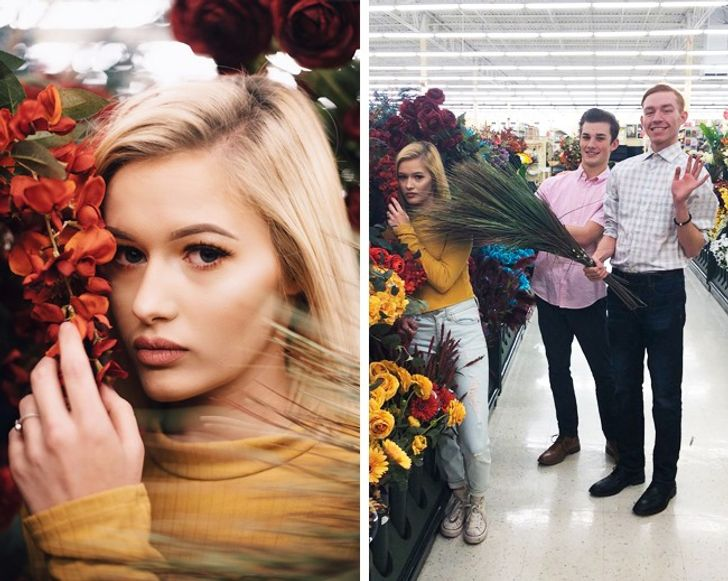 26 People Showing What Actually Stays Behind the Scenes of Perfect Photos