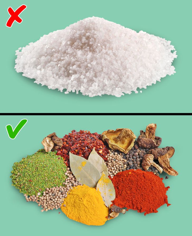 7Signs You're Eating Too Much Salt