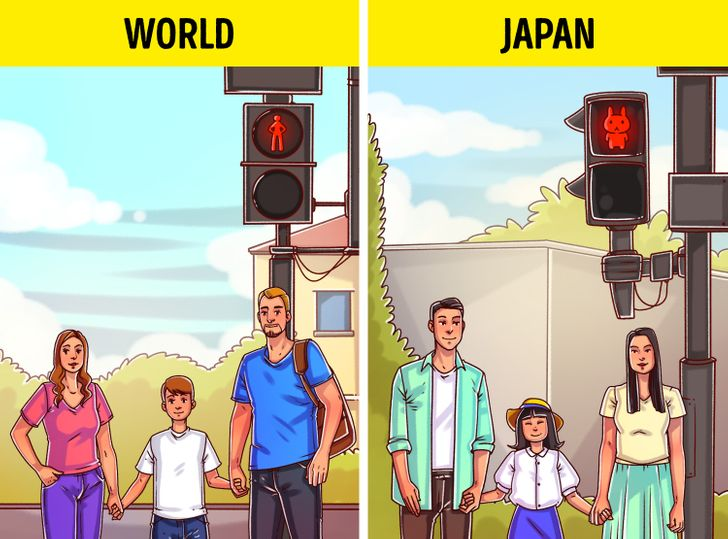 9 Things You Can Only See in Japan Even If You Travel the Whole World