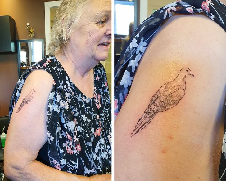17 People Who Wear Their Tattoo With Dignity Thanks to a Vivid Story Behind It
