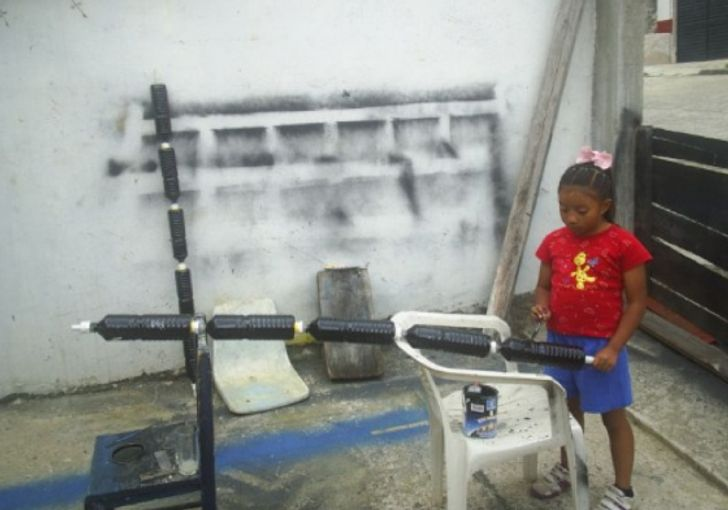 Meet Xóchitl, the Kid Who Brought Warm Water to Her Community Using Just Recycled Materials