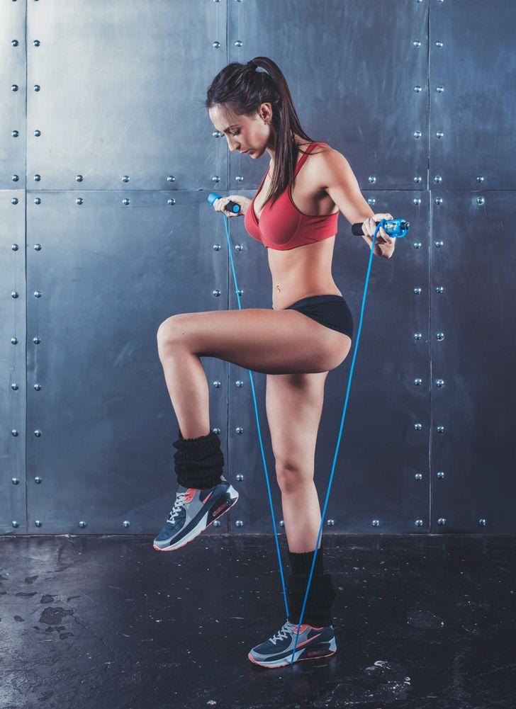 To proste ćwiczenie spala więcej kalorii niż 30 minut biegu