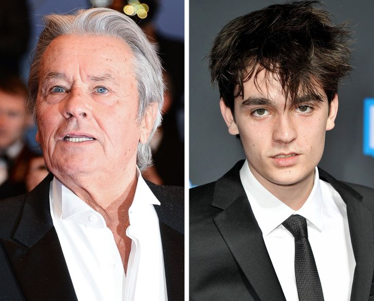 14+ Sons Whose Handsomeness Can Outshine Their Celebrity Dads