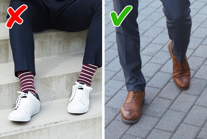 10 Style Mistakes That Men Are Still Making in 2020