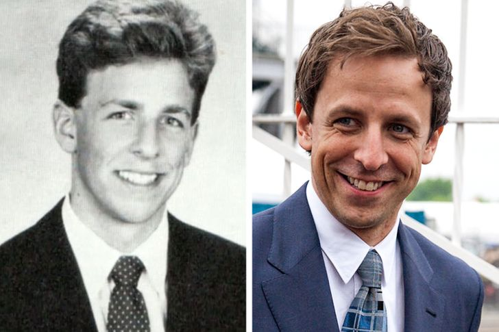 What 20+ Favorite TV Show Hosts Looked Like When They Were Young