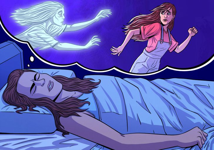 How Nightmares Really Keep Us Safe and 10 More Dream Facts