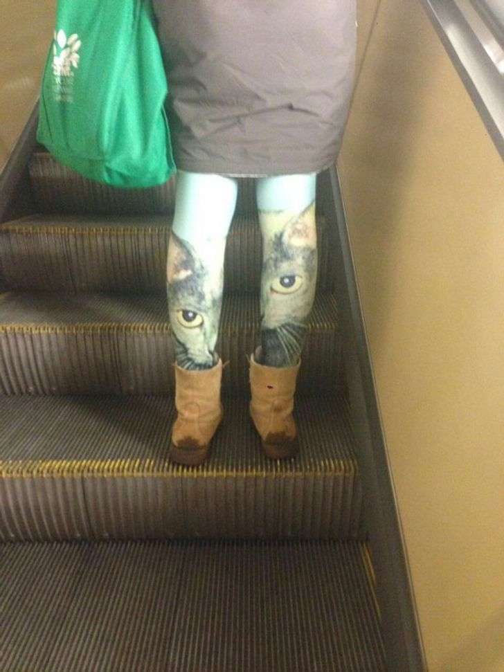 20 People Who Tried to Keep Up With Fashion but Went Too Far
