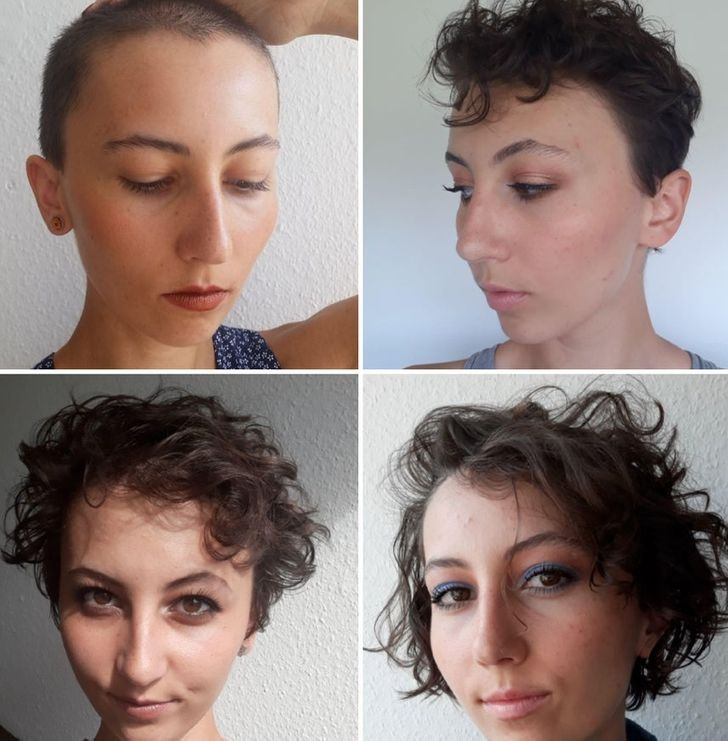 Why More Women Are Shaving Their Heads