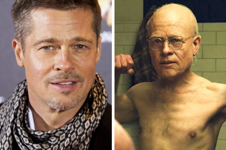 20 Actors Who Truly Disappeared Into Their Roles