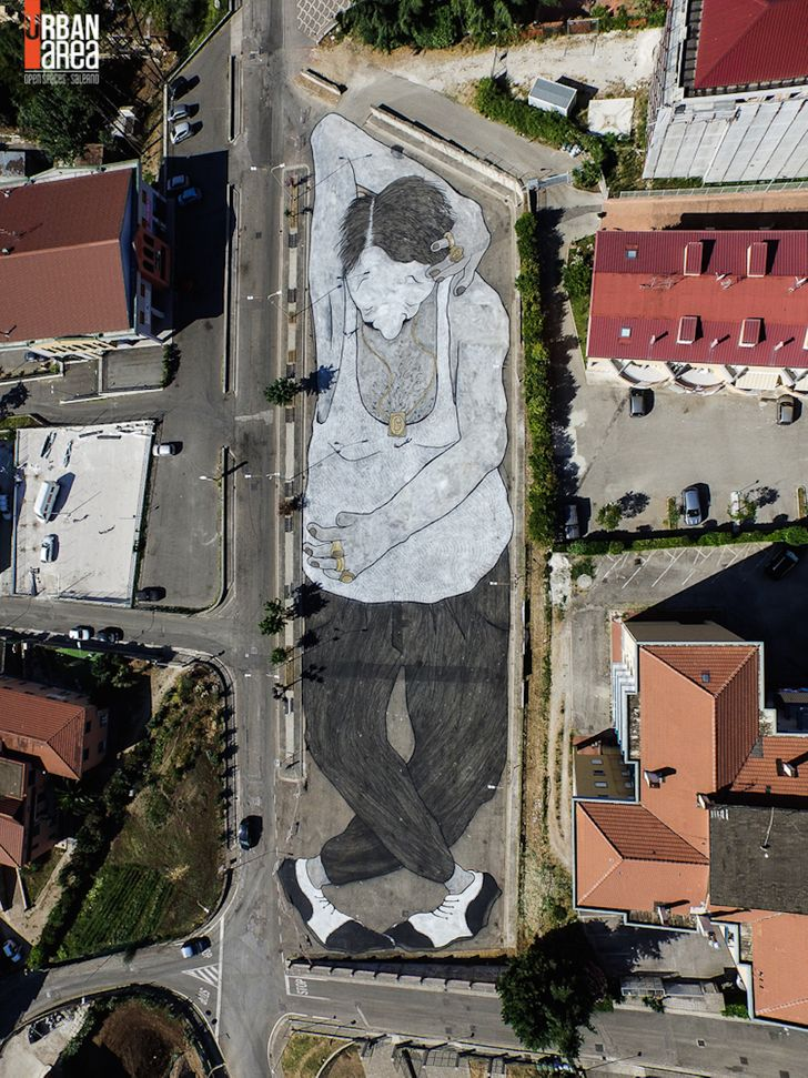 The 15 Most Stunning Works of Street Art We've Seen Lately