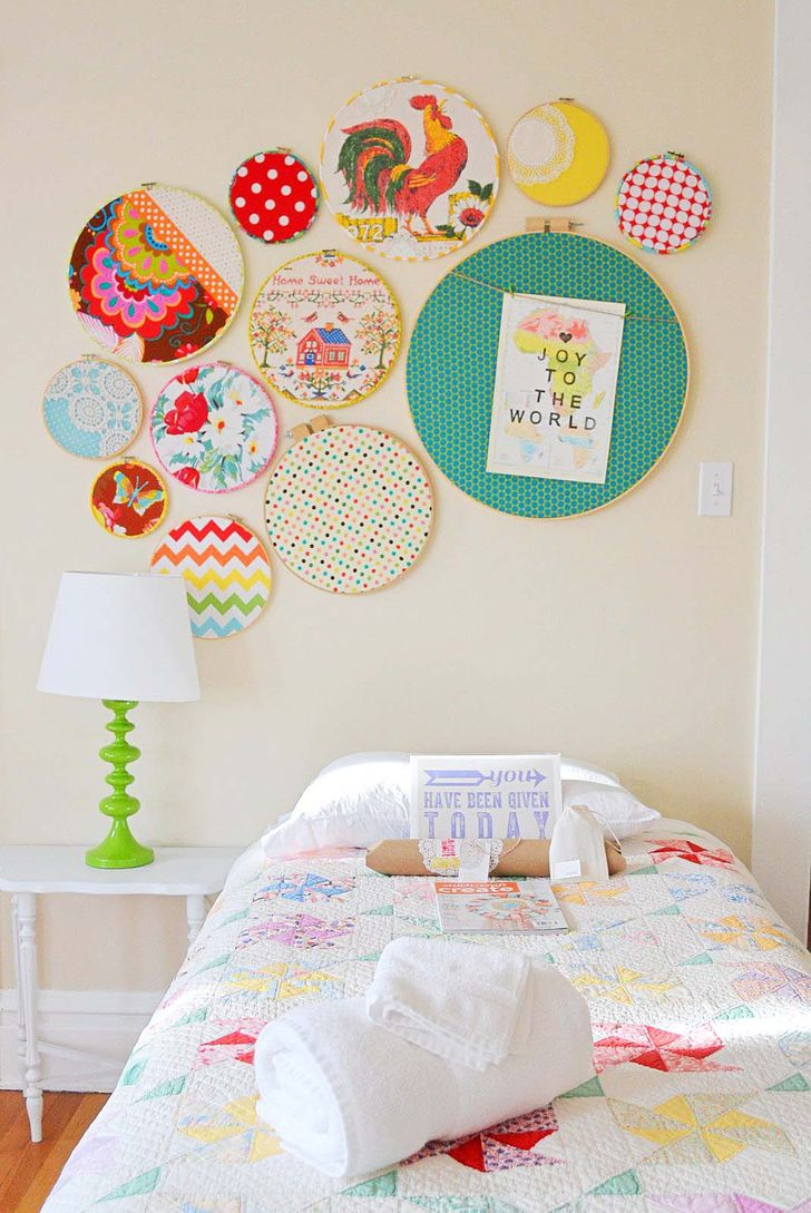 20brilliant ideas for decorating the walls inyour apartment