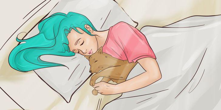 Women Sleep Better Next to Dogs Than Next to Men, According to a Study