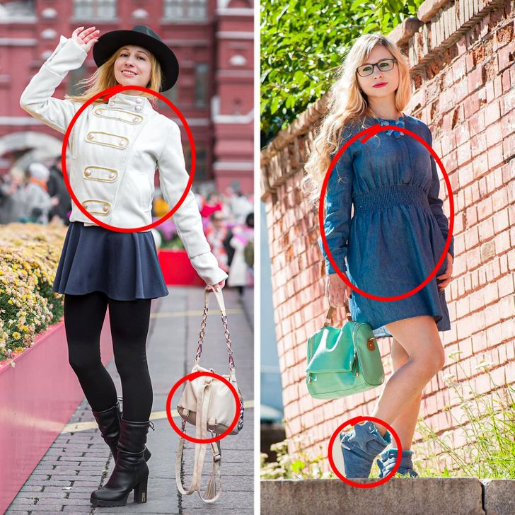 12 Fashion Details That Can Make You Look Older