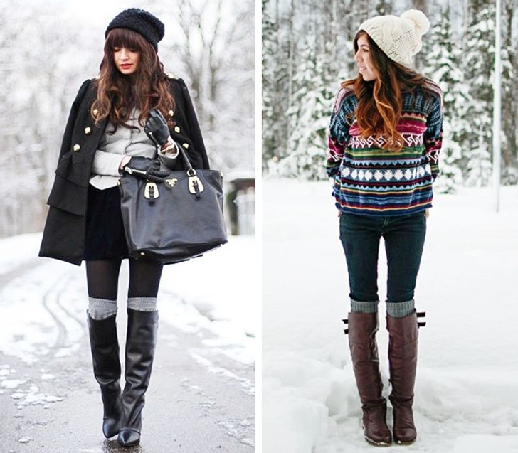 12Irreplaceable Items for Your Stylish Winter Wardrobe