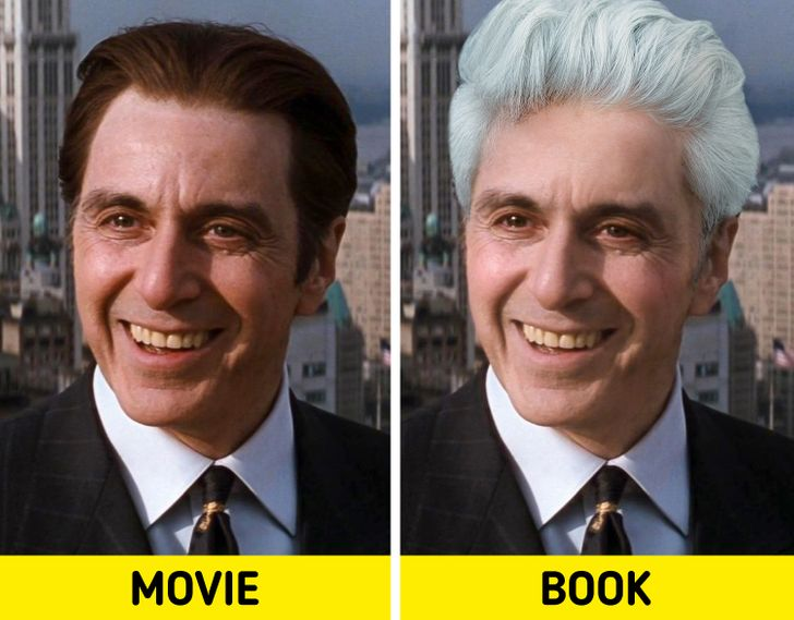 What 12 Characters From Screen Adaptations Should Look Like According to Their Books