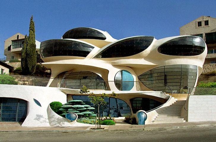 The 13 Most Unique Houses in the World