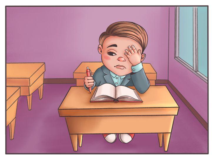 Ekspertët ndanë 10 sjellje fëmijë Prindërit duhet të shqetësohen