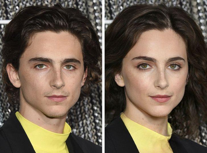 Ce ar arăta 20 dintre actorii noștri preferați dacă ar fi femei