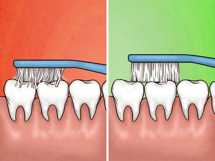 Dişlerinizi Çok Sert Fırçaladığınızın 4 İşareti ve Düzeltebileceğiniz 4 Yol