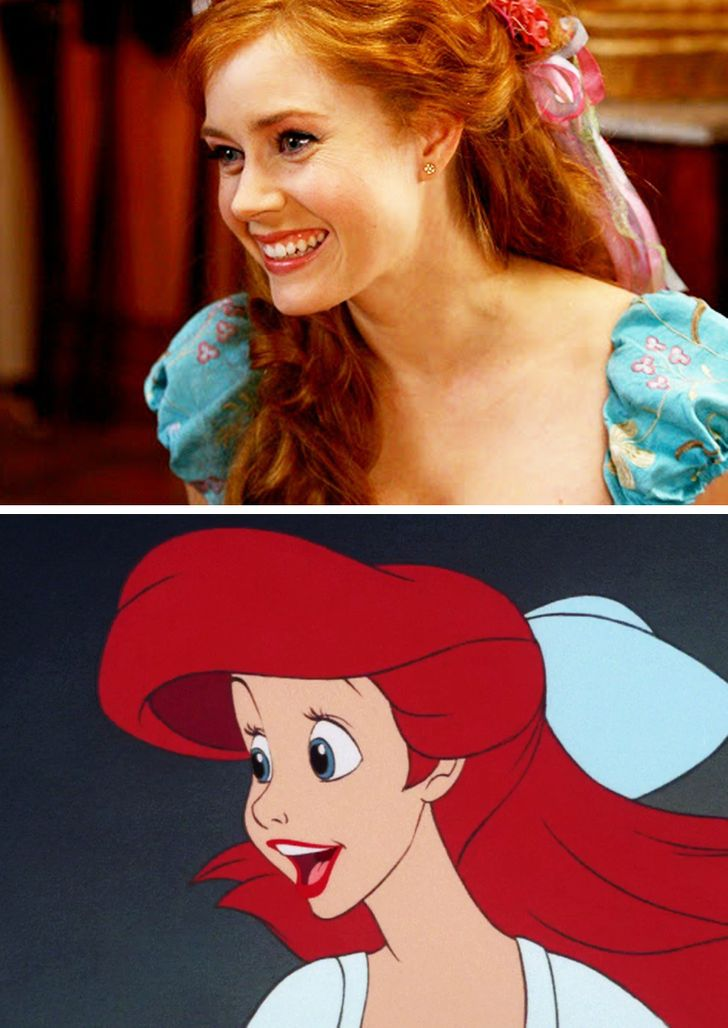 15 Celebrities You Never Noticed Were Real Life Disney Characters