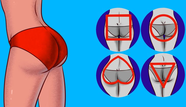 What the Shape of Your Buttocks Reveals About Your Health