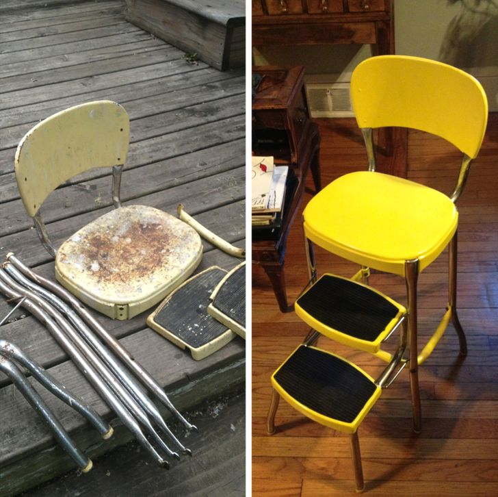 20+ People Who Got a Pile of Garbage and Turned It Into Something Worthy