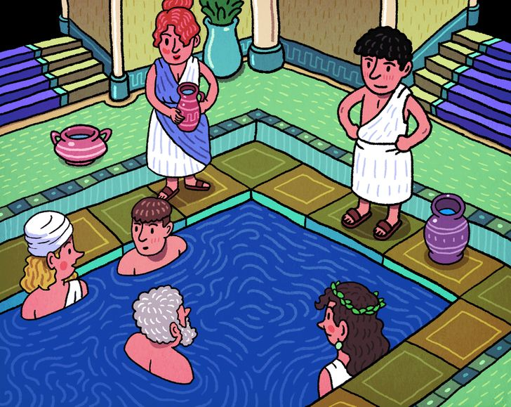 10 Facts About Ancient Restrooms That Will Make Us Thankful to Have a Bathroom Inside Our Home