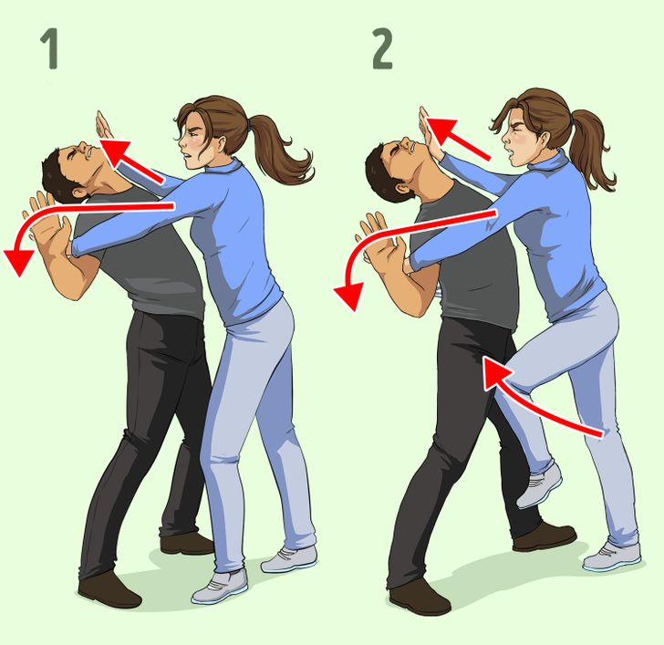 7 Self-Defense Techniques for Women Recommended by a Professional