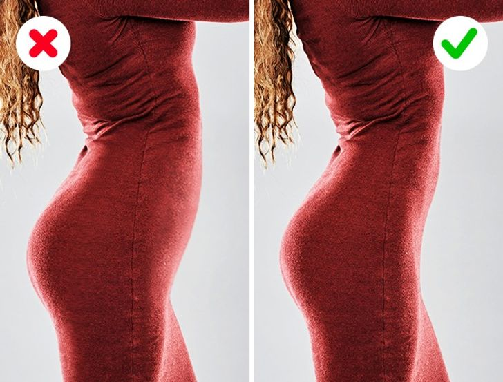 10 Tricks That Can Help Women Look Slimmer in 2 Minutes