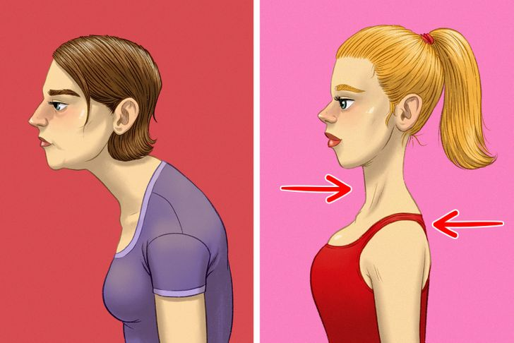 9 Simple Exercises That Can Give You a Swanlike Neck