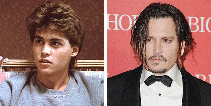 How Famous Actors Have Changed Since They First Appeared OnScreen