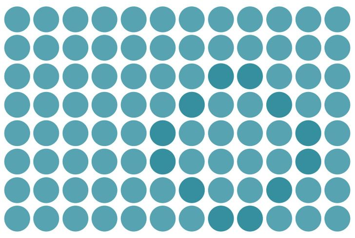 Can you spot the circle hidden in this picture? Puzzle 3 of 15.