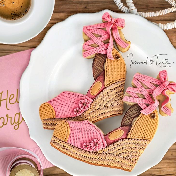 A Sugar Artist From California Can Cookify Anything on Earth, and We Wonder What Will Inspire Her Next