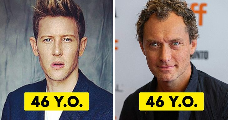 14Pairs ofCelebrities Who Turned Out toBe the Same Age, and We're Baffled