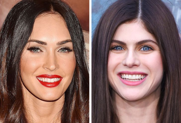 The Drastic Difference Plastic Surgery Makes onCelebrities ofthe Same Age