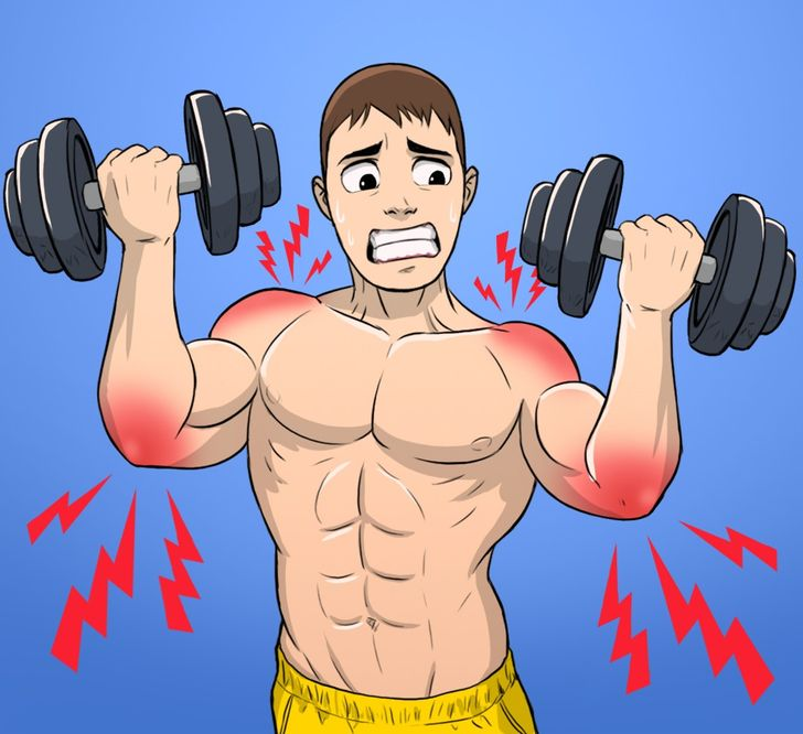 7 Signs Your Intense Workout Actually Harms You