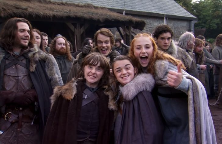 Game of Thrones Actors Reveal Behind-the-Scenes Memories Dearest to Their Hearts