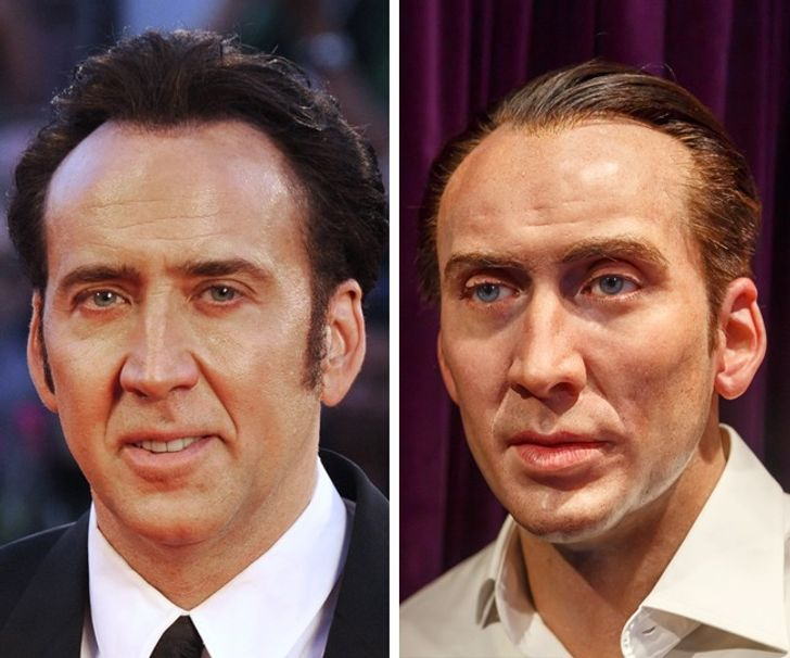 11 Failed Celebrity Wax Statues at Madame Tussauds