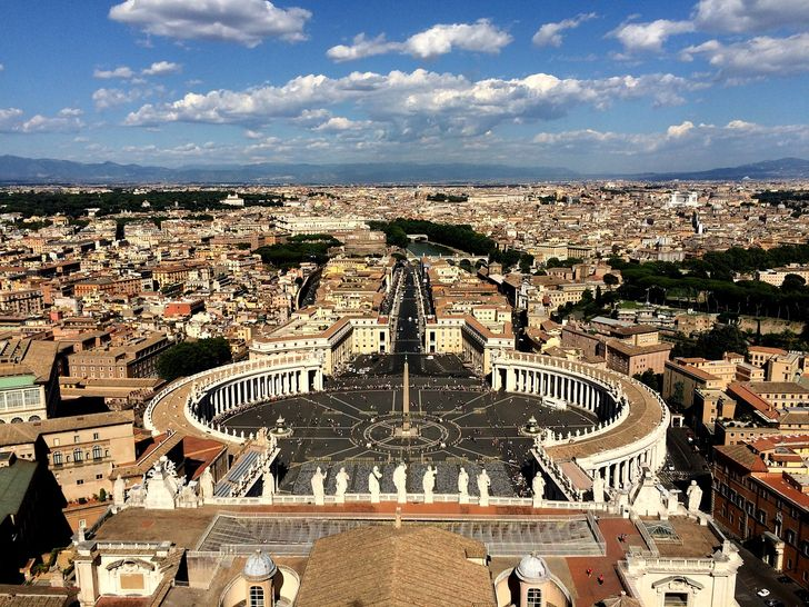 15 Facts About the Vatican That Sound as if Dan Brown Himself Came Up With Them