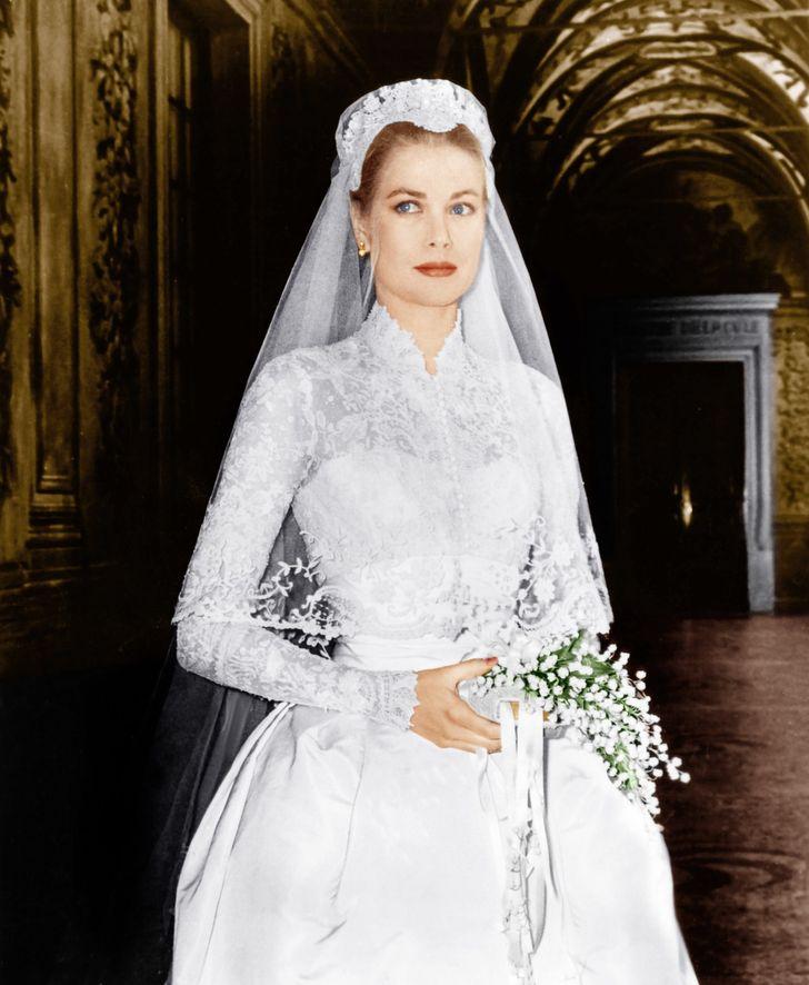 The10 Most Iconic Wedding Dresses inFashion History