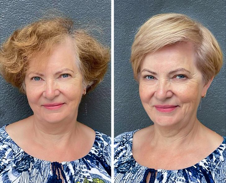 Through 20 Pics, a Hairstylist Shows How Powerful a Simple Haircut Can Be