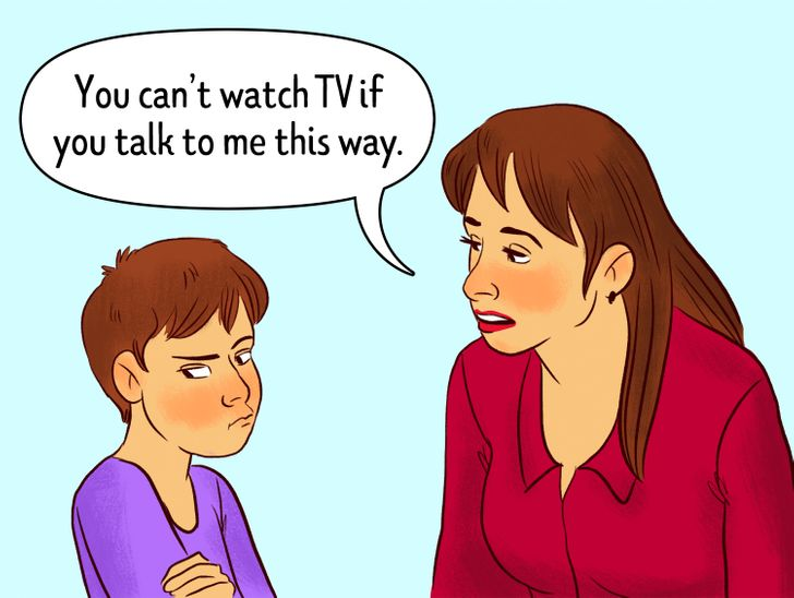 7 Steps to Deal With a Child Who Talks Back, Like a Parenting Ninja