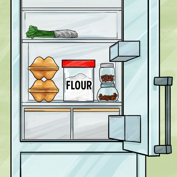 14 Foods We Often Store Incorrectly