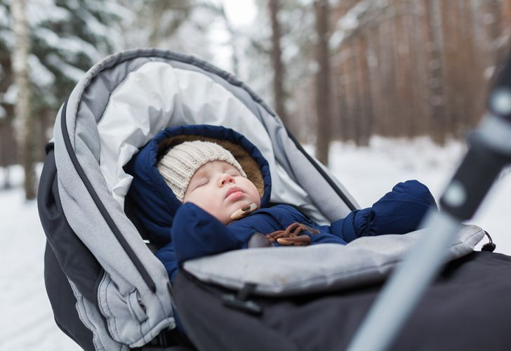 Why Parents in Cold Countries Let Their Children Take Naps Outdoors