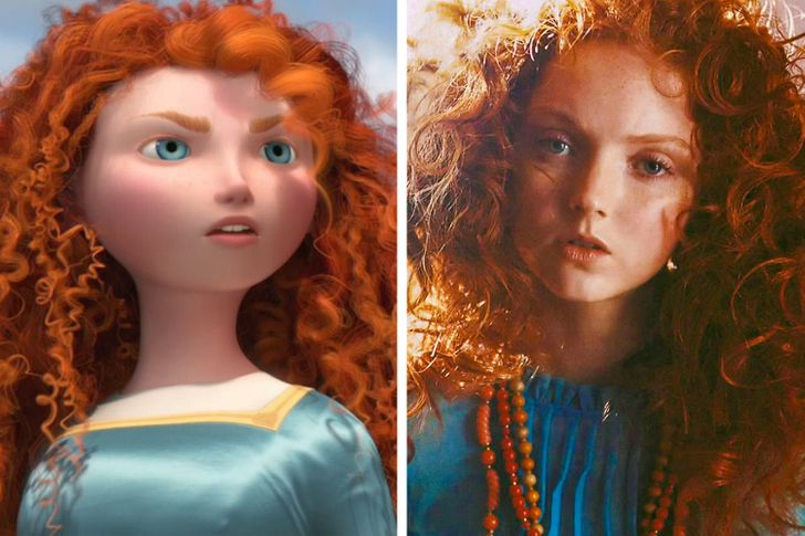 20 Cartoon Look-Alikes That Seem to Have Escaped to Real Life