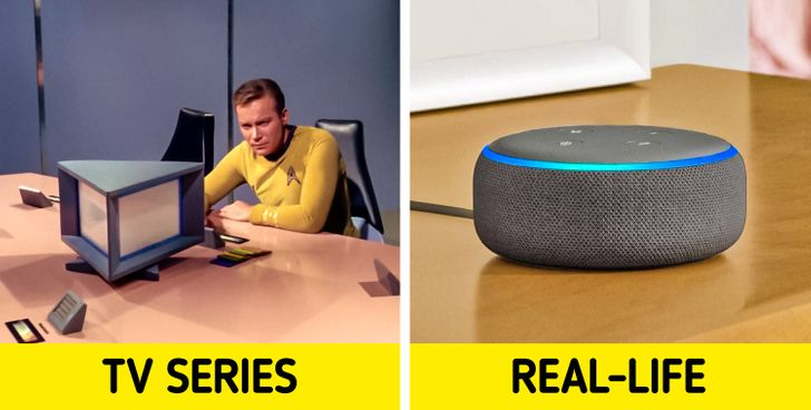 10+ Inventions That Were Once Part of a Fictional Story but Finally Caught Up With Reality