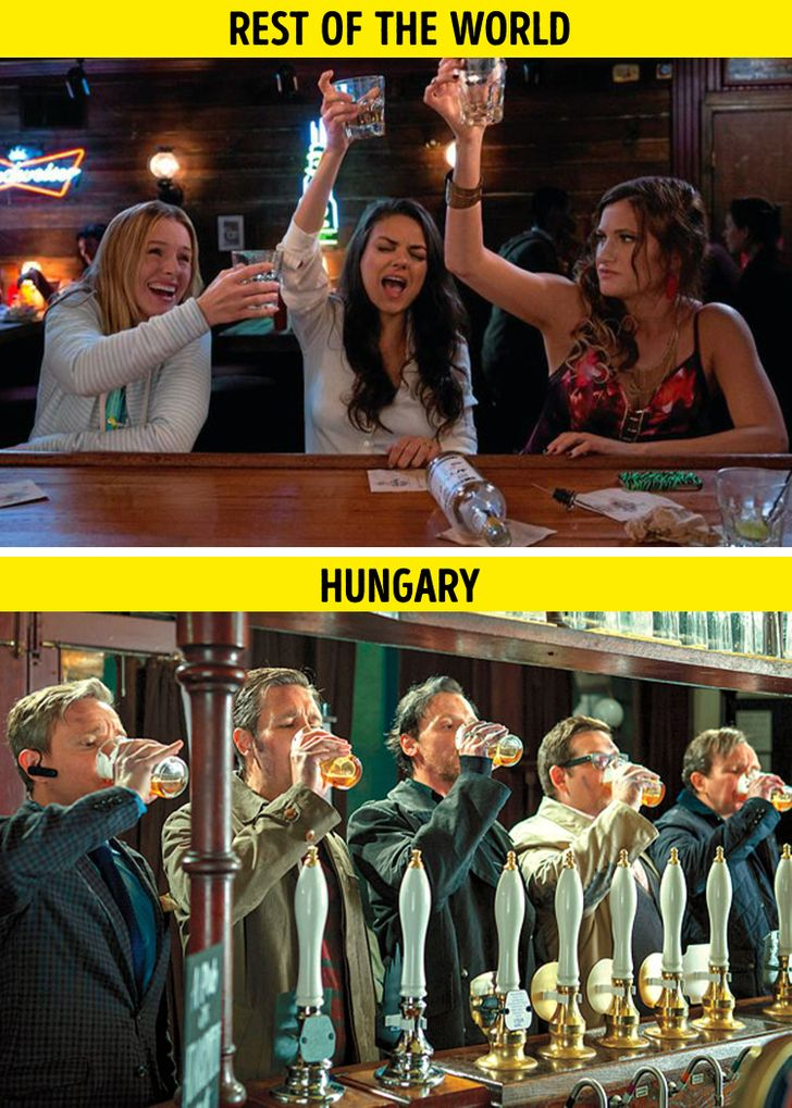 15 Traditions From Different Countries That Surprised the Whole World