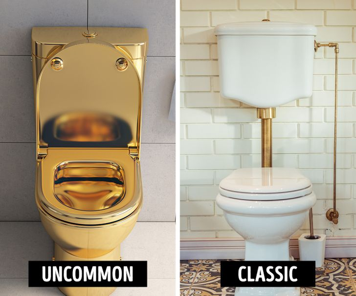 Why Toilets Are Always White